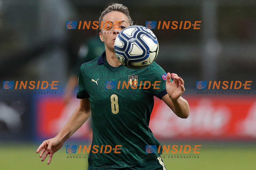 Martina Rosucci of Italy<br /> Castel di Sangro 12-11-2019 Stadio Teofolo Patini <br /> Football UEFA Women's EURO 2021 <br /> Qualifying round - Group B <br /> Italy - Malta<br /> Photo Cesare Purini / Insidefoto