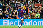 Javier Alejandro Mascherano of FC Barcelona in action during the La Liga 2017-18 match between FC Barcelona and SD Eibar at Camp Nou on 19 September 2017 in Barcelona, Spain. Photo by Vicens Gimenez / Power Sport Images