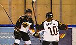 09.01.2020, BLZ Arena, Füssen / Fuessen, GER, IIHF Ice Hockey U18 Women's World Championship DIV I Group A, <br /> Japan (JPN) vs Deutschland (GER), <br /> im Bild Torjubel nach 0:1, Lisa Heinz (GER, #3), Thea-Marleen Bartell (GER, #10)<br /> <br /> Foto © nordphoto / Hafner