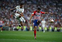 2018.09.29 La Liga Real Madrid VS Atletico de Madrid