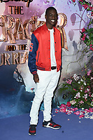 "Jayden Fowora-Knight<br /> arriving for the European premiere of ""The Nutcracker and the Four Realms"" at the Vue Westfield, White City, London<br /> <br /> ©Ash Knotek  D3458  01/11/2018"