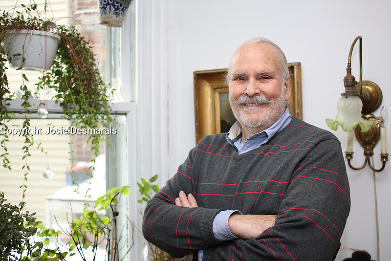 FILE PHOTO - EXCLUSIVE - <br /> <br /> Vincent Warren in March 2016,<br /> <br /> After a distinguished career as a ballet dancer and teacher, he became widely known and respected as a historian and archivist.<br /> <br /> <br /> Photo : Josie Desmarais - Agence Quebec Presse