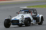 Callum McDougall/Ben Simonds - Frugal Racing Caterham 1400 Supersport