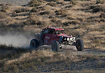August 19, 2011:  Chuck Hovey crosses the desert near Fort Churchill in the Best in the Desert - Las Vegas to Reno Off Road Race on Friday afternoon.  Hovey finished 1st in his class and 7th overall.