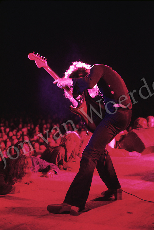 Richie Blackmore of Deep Purple
