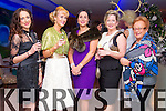 Melanie Fitzgerald, Claire Murphy, Marie Loughran, Noel O'Sullivan, Mary Fitzgerald and Hilary Collins, pictured at Christmas in Killarney Fashion Show held in the Aghadoe Heights Hotel, Killarney on Thursday last.