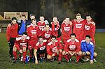 2015-10-31 /voetbal / seizoen 2015 - 2016 / Zwaluwen Olmen – Wezel / svbo / Zwaluwen Olmen is periodekampioen in 3C