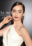 The Mortal Instruments-City Of Bones-Los Angeles Premiere 8-12-13