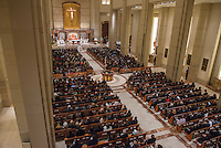 Funeral Mass for Father TJ Martinez, SJ Founding President of Cristo Rey Jesuit at Co-Cathedral of the Sacred Heart