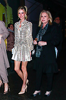 NEW YORK, NY - FEBRUARY 7: Nicky Hilton Rothschild  and Kathy Hilton  seen on February 7, 2019 in New York City.    <br /> CAP/MPI/DC<br /> ©DC/MPI/Capital Pictures