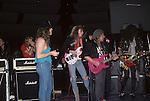 SAM KINISON, Jon Bon Jovi, Billy Sheehan, TM Stevens