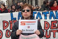 - Milan, March 8 2008, International Women's Day....- Milano, 8 marzo 2008, Festa della Donna