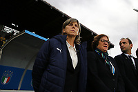 Milena Bartolini coach of Italy <br /> Castel di Sangro 12-11-2019 Stadio Teofolo Patini <br /> Football UEFA Women's EURO 2021 <br /> Qualifying round - Group B <br /> Italy - Malta<br /> Photo Cesare Purini / Insidefoto
