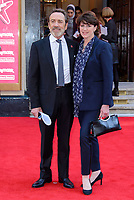 www.acepixs.com<br /> <br /> March 15 2017, London<br /> <br /> Robert Lindsay and Rosemary Ford arriving at The Prince's Trust Celebrate Success Awards at the London Palladium on March 15 2017 in London<br /> <br /> By Line: Famous/ACE Pictures<br /> <br /> <br /> ACE Pictures Inc<br /> Tel: 6467670430<br /> Email: info@acepixs.com<br /> www.acepixs.com