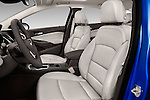 Front seat view of 2016 Chevrolet Cruze Premier 4 Door Sedan Front Seat  car photos