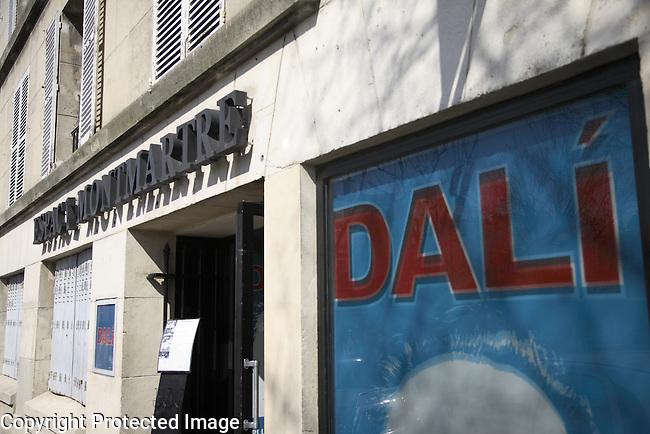 Dali Museum, Montmartre, Paris, France
