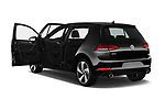 Car images close up view of a 2018 Volkswagen Golf GTI SE 5 Door Hatchback doors