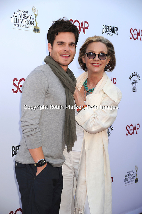 "Greg Rikaart and Judith Chapman..at SOAPNET'S "" Night Before Party"" for the 2008 Daytime Emmy Award Nominees at Crimson and Opera in ..Hollywood, California on June 19, 2008.....Roibn Platzer, Twin Images"