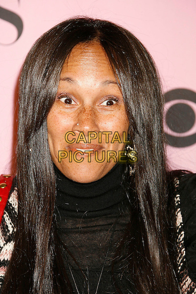CYNTHIA GARRETT.The Victoria's Secret Fashion Show held at the Kodak Theatre, Hollywood, California, USA,16 November 2006..portrait headshot funny face.CAP/ADM/RE.©Russ Elliot/AdMedia/Capital Pictures.