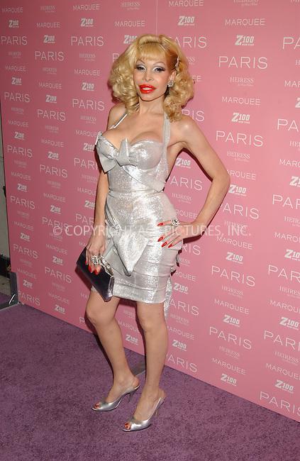 WWW.ACEPIXS.COM . . . . . ....August 16, 2006. ....Amanda La Pore attends Paris Hilton's CD signing After Party held at Marquee. ....Please byline: KRISTIN CALLAHAN - ACEPIXS.COM.. . . . . . ..Ace Pictures, Inc:  ..(212) 243-8787 or (646) 769 0430..e-mail: info@acepixs.com..web: http://www.acepixs.com