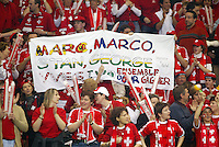 04-03-2006,Swiss,Freibourgh, Davis Cup , Swiss-Netherlands, support for Marco Chiudinelli