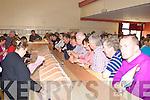 Counting in Killarney UDC election count in the Aras Padraig Killarney on Saturday.