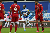 Aramide Oteh of Queens Park Rangers during Queens Park Rangers vs Fulham, Sky Bet EFL Championship Football at the Kiyan Prince Foundation Stadium on 30th June 2020