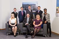 Handelsbanken employee portraits