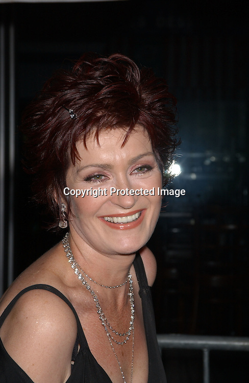 Sharon Osbourne                                      ..arriving at Radio City Music Hall for The Daytime Emmy Awards on May 16,2003 ..Photo by Robin Platzer, Twin Images