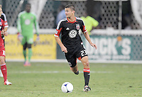 D.C. United midfielder Perry Kitchen (23) D.C. United defeated The Chicago Fire 4-2 at RFK Stadium, Wednesday August 22, 2012.