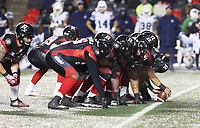 Mike Wakefield-Ottawa RedBlacks-2nov2018: photo-Scott Grant