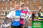 Oliver Molloy 237, and Claire Molloy 236,who took part in the Kerry's Eye Tralee International Marathon on Sunday 16th March 2014