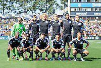San Jose Earthquakes vs Chivas USA May 13, 2012