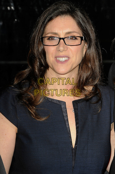 "STACEY SHER.arriving at the premiere of ""Extraordinary Measures"" at Grauman's Chinese Theatre in Hollywood, California, USA,   January 19th, 2010..arrivals portrait headshot glasses black navy blue stacy .CAP/ROT.©Lee Roth/Capital Pictures"