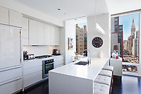 Kitchen at 300 East 23rd Street