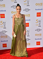 LOS ANGELES, CA. March 30, 2019: Bianca Lawson at the 50th NAACP Image Awards.<br /> Picture: Paul Smith/Featureflash