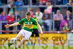 Kieran O'Leary in action against Waterford last Saturday in Fitzgerald Stadium for the Munster GAA football championship