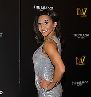 LAS VEGAS, NV - July 12, 2016: ***HOUSE COVERAGE*** Joanna Jones pictured as BAZ  -Star Crossed Love Opening Night arrivals at The Palazzo Theater at The Palazzo Las Vegas in Las vegas, NV on July 12, 2016. Credit: Erik Kabik Photography/ MediaPunch