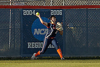 SAN ANTONIO, TX - APRIL 20, 2013: The Seattle University Redhawks versus the University of Texas at San Antonio Roadrunners Softball at Roadrunner Field. (Photo by Jeff Huehn)