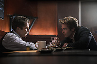 Leland Orser &amp; Chris Pine<br /> I Am the Night (2019 - ) <br /> One Day She'll Darken - 102 <br /> *Filmstill - Editorial Use Only*<br /> CAP/RFS<br /> Image supplied by Capital Pictures