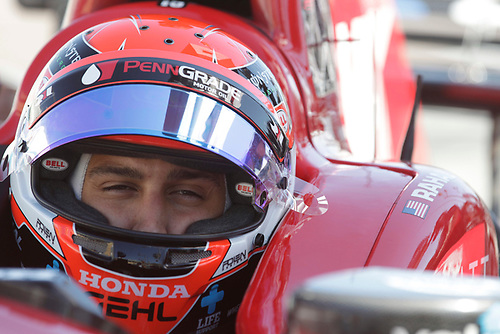 1-2 April, 2016, Avondale, Arizona USA<br /> 15 Graham Rahal<br /> ©2016, Phillip Abbott<br /> LAT Photo USA