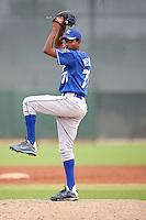 Yordano Ventura - Kansas City Royals - 2010 Instructional League.Photo by:  Bill Mitchell/Four Seam Images..