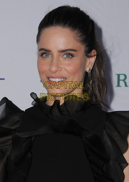27 September 2016 - Los Angeles, California. Amanda Peet. Los Angeles Philharmonic 2016/17 Opening Night Gala: Gershwin And The Jazz Age held at The Walt Disney Concert Hall. <br /> CAP/ADM/BT<br /> &copy;BT/ADM/Capital Pictures