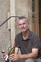 Thierry Parce. Domaine de la Rectorie, Banyuls, Roussillon, France