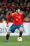 Spain's Carles Alexa  during the International Friendly match on 21th March, 2019 in Granada, Spain. (ALTERPHOTOS/Alconada)
