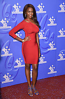 Oti Mabuse<br /> celebrating the winners in this year&rsquo;s National Lottery Awards, the search for the UK&rsquo;s favourite Lottery-funded projects.  The glittering National Lottery Stars show, hosted by John Barrowman, is on BBC One at 10.45pm on Monday 12 September.<br /> <br /> <br /> &copy;Ash Knotek  D3151  09/09/2016