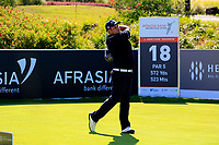 JC Ritchie (RSA) during the first round of the Afrasia Bank Mauritius Open played at Heritage Golf Club, Domaine Bel Ombre, Mauritius. 30/11/2017.<br /> Picture: Golffile | Phil Inglis<br /> <br /> <br /> All photo usage must carry mandatory copyright credit (&copy; Golffile | Phil Inglis)