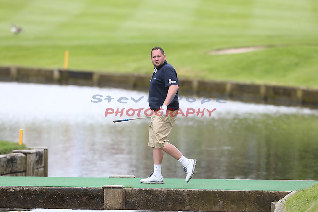 Mike Tindall Charity Golf Day 2016<br /> The Belfry<br /> 20.05.16<br /> &copy;Steve Pope - Fotowales