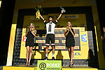 Michael Matthews (AUS) Team Sunweb wins Stage 14 of the 104th edition of the Tour de France 2017, running 181.5km from Blagnac to Rodez, France. 15th July 2017.<br /> Picture: ASO/Bruno Bade | Cyclefile<br /> <br /> <br /> All photos usage must carry mandatory copyright credit (&copy; Cyclefile | ASO/Bruno Bade)