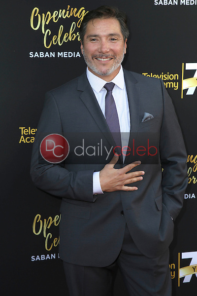 Benito Martinez<br /> at the Television Academy's 70th Anniversary Celebration Gala, Television Academy, North Hollywood, CA 06-02-16<br /> David Edwards/Dailyceleb.com 818-249-4998